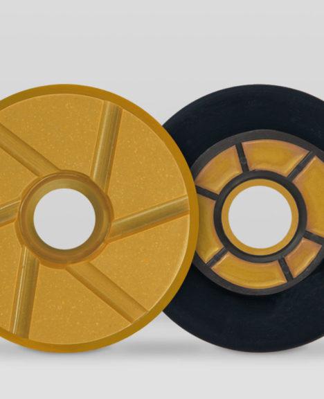 Edge polishing Wheel