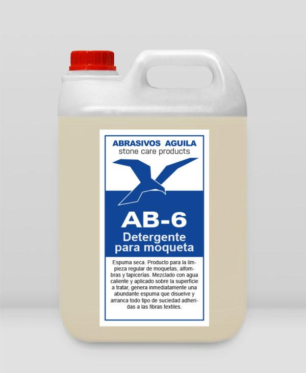AB6D etergente moquetas