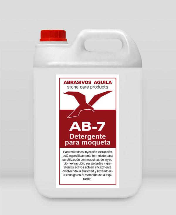 AB7 detergente moquetass