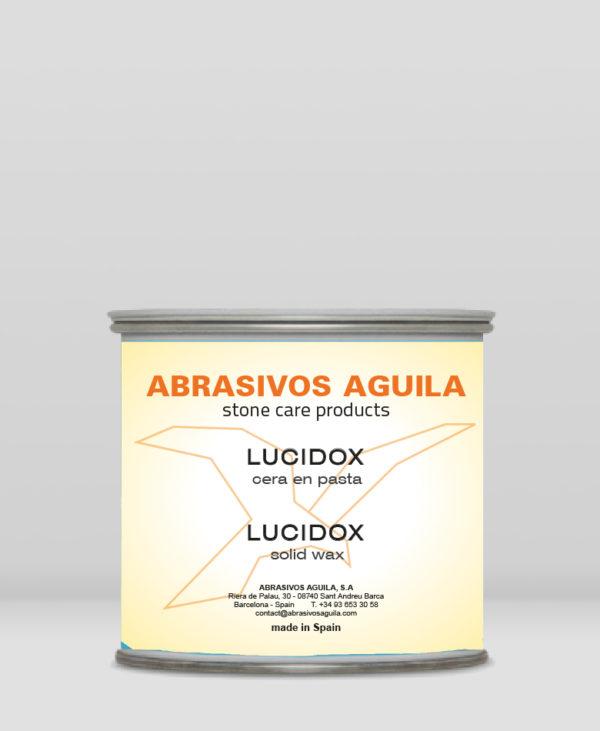 LUCIDOX cera en pasta