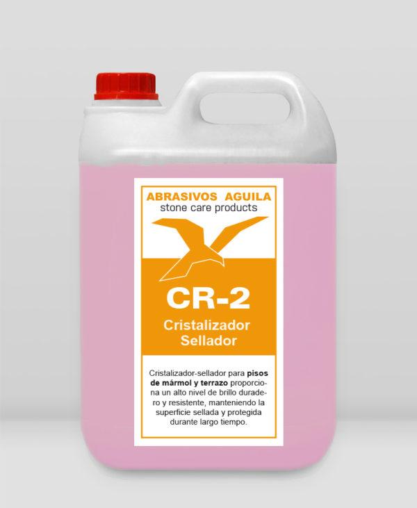 CR-2 - Cristalizador-sellador para suelos de mármol y terrazo