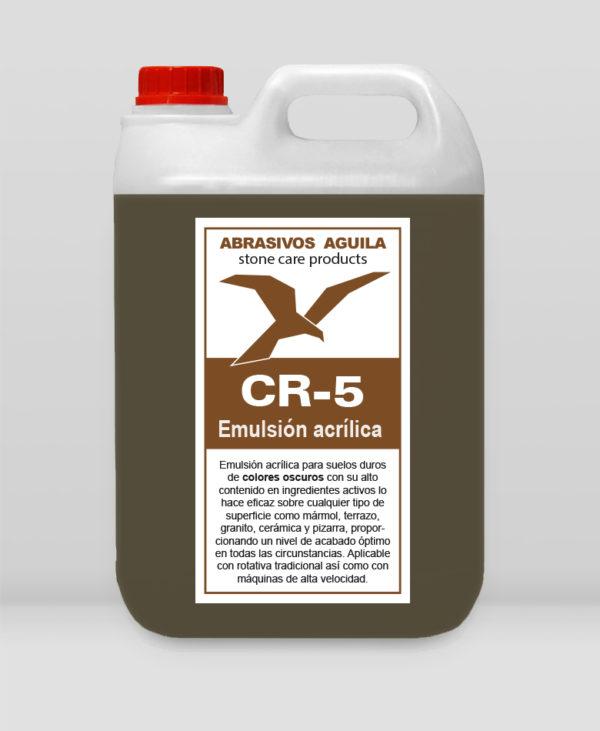 CR-5 - Emulsión acrílica para suelos duros