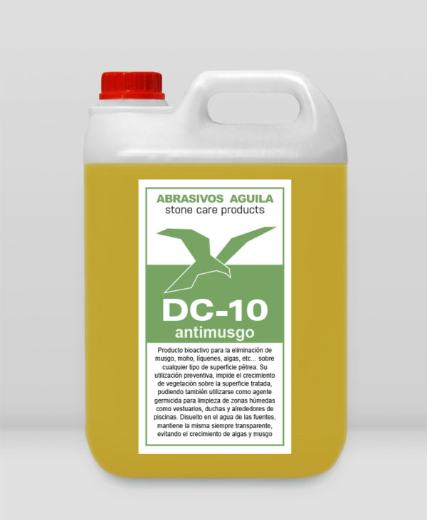 DC10- Anti-musgo