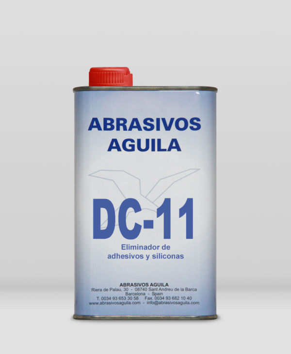 DC-11 - Eliminador de adhesivos y siliconas