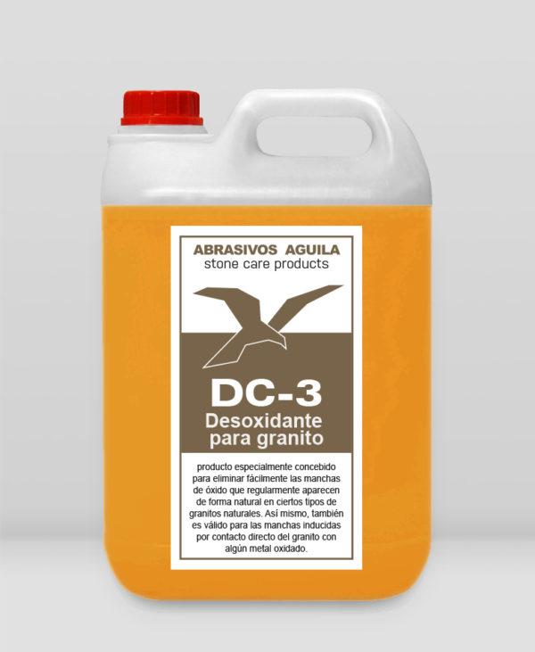 DC-3 - Desoxidante para granito