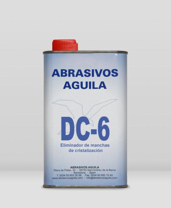 DC-6 - Eliminador de manchas de cristalización