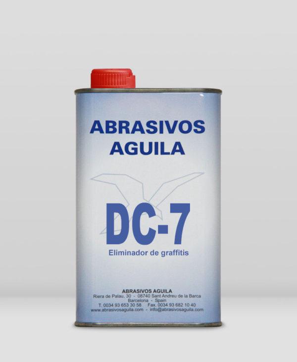 DC-7 - Eliminador de graffitis