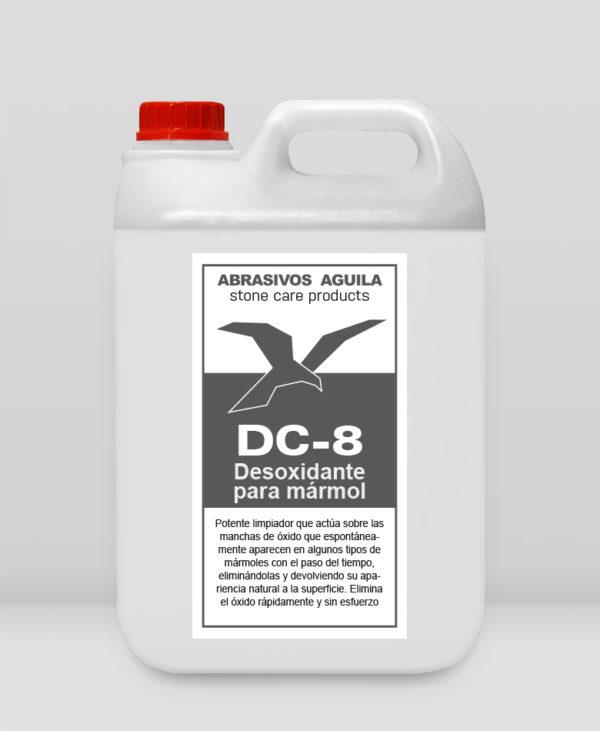 DC-8  - Desoxidante para mármol