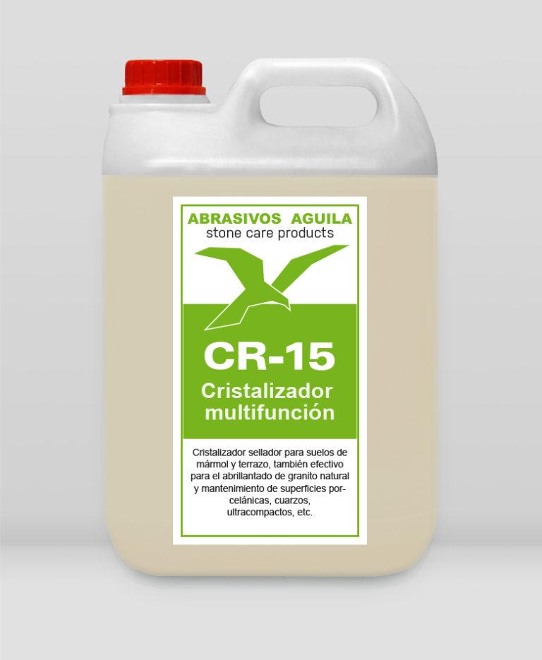 CR-15 Cristalizador Multifunción