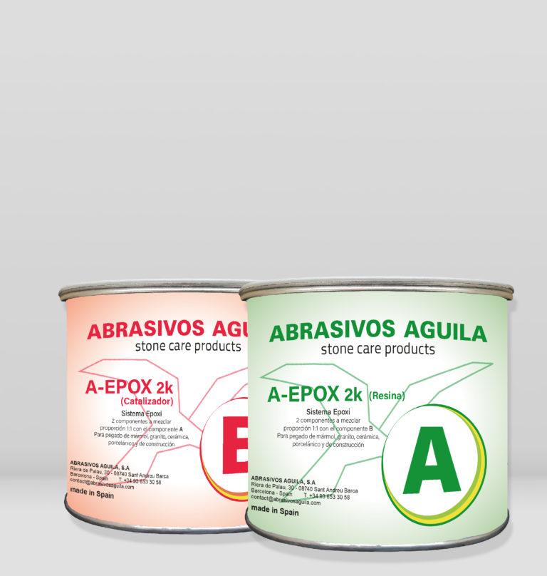 Sistema adhesivo Epoxidico
