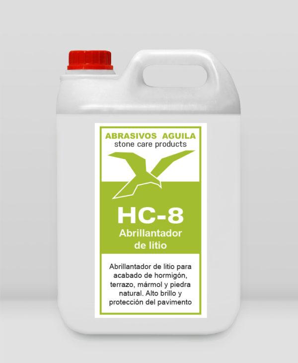 HC-8 - Abrillantador de litio