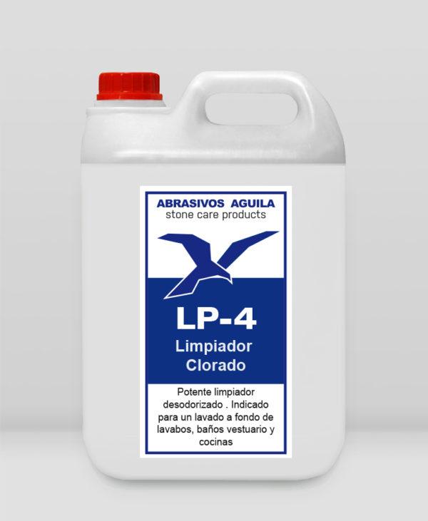 LP-4 Limpiador clorado